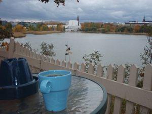Kahvit Töölönlahdella