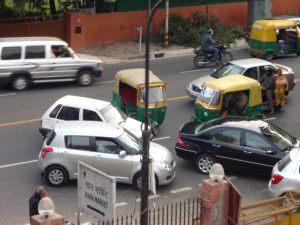 Mennäkö ihanaan ja sekopäiseen Intiaan?