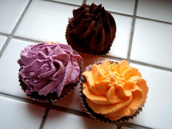 Niia´s Cupcakesin herkkuja