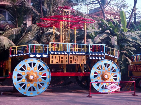 Krishnakärryt Delhissä