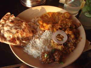 Tutuimpia intialaisia ruokia on saada riisin lisäksi