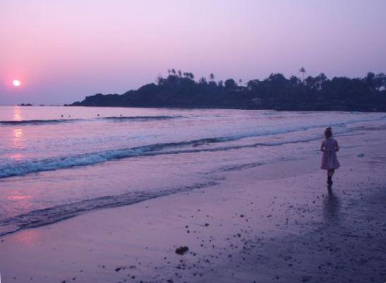 Patnem Beach.