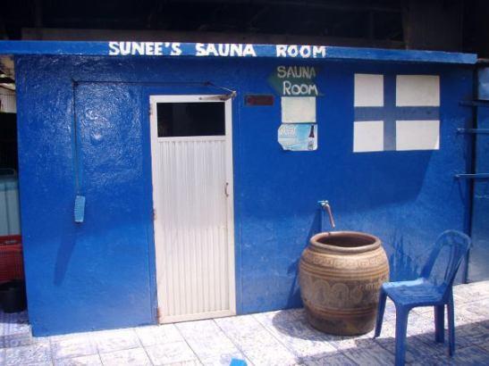sauna phuketissa