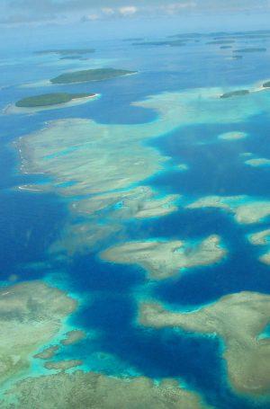 tyynenmeren saaria