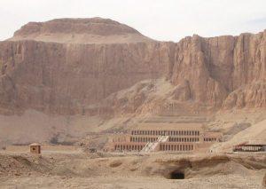 Hatsepsutin temppeli.