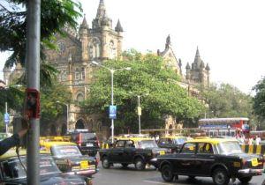Mumbain takseja.