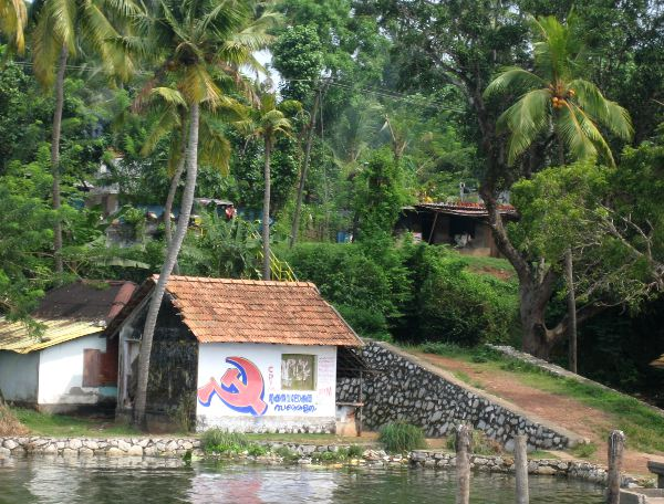 Kerala on sosialistinen osavaltio.
