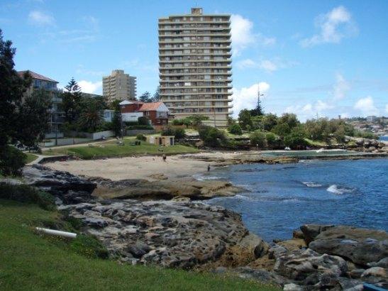 Manlyn Fairlight Beach olisi ihana paikka asua, mutta kamala paikka sukeltaa.