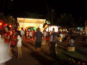 Kiinalainen uusi vuosi Phuket Townissa.