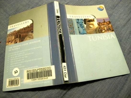 tunisian matkakirja