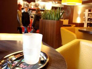 Coffee Companyn kahvilassa Vasilinsaarella.