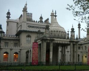 Royal Pavillion.