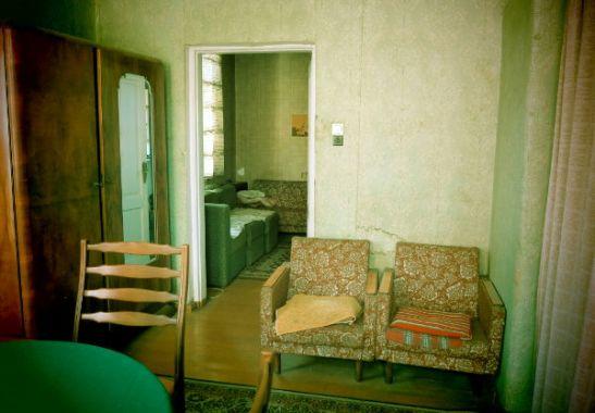 Majapaikkamme toinen huone.