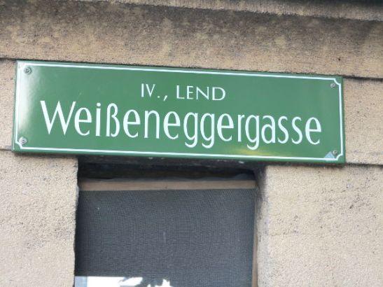 Grazista ei tule pelkästään Arnold Schwartezenegger, vaan ilmeisesti siellä on myös Weisseneggereitä.