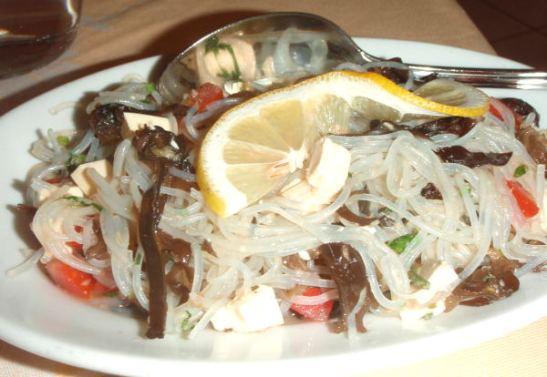 tiibetiläinen salaatti