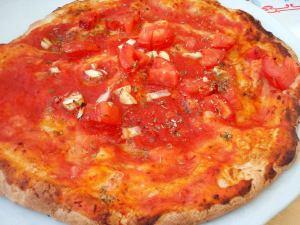 Amalfisa marinarani oli liian kuiva.