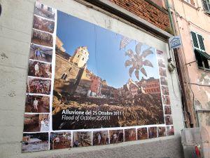Seinätaulussa hahmotettiin, millaista tuhoa vuoden 2011 mutavyöryt saivat aikaan.