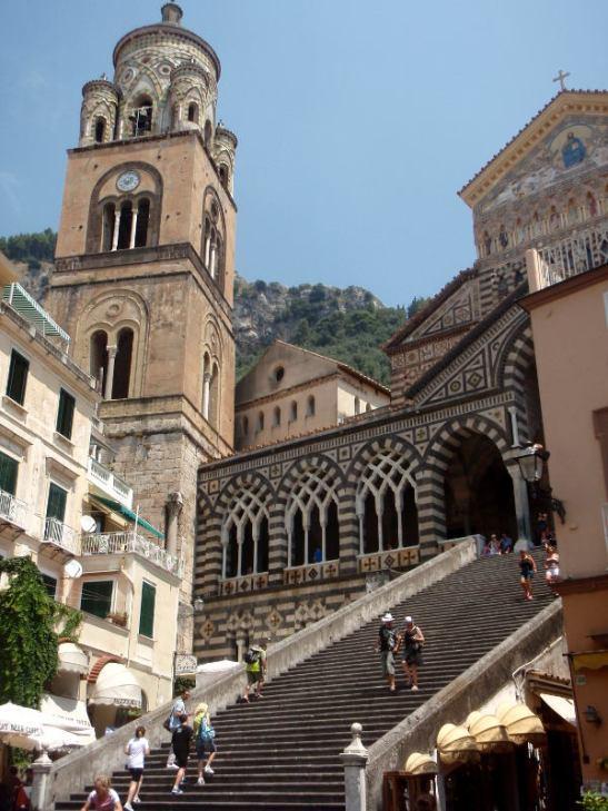 Amalfin kirkko.
