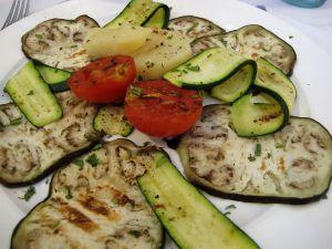 Grillivihanneksia.