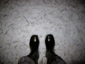 Lumi, pimeys ja kylmä eivät innosta.