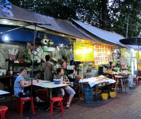 Mr Yim Soi Rambutrin varrella.