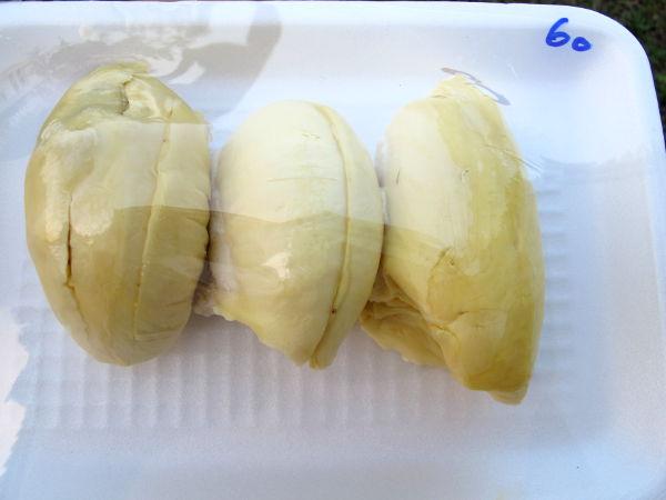 Durian on jumalainen hedelmä, jota ei saa joka nurkalta.