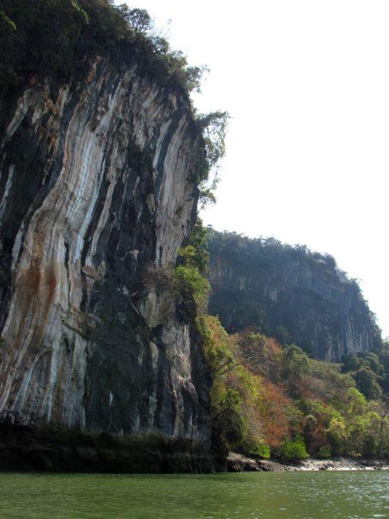 Kalliota Phang Ngan lahdella.