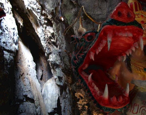 lohikäärmeen pää