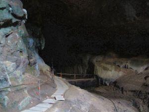 Ta Panin luola oli ihan mielenkiintoinen käyntikohde sekin.
