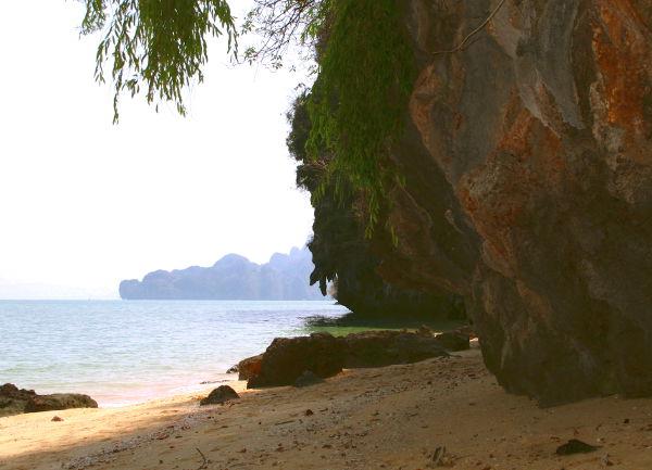Ranta Phang Ngan lahdella.