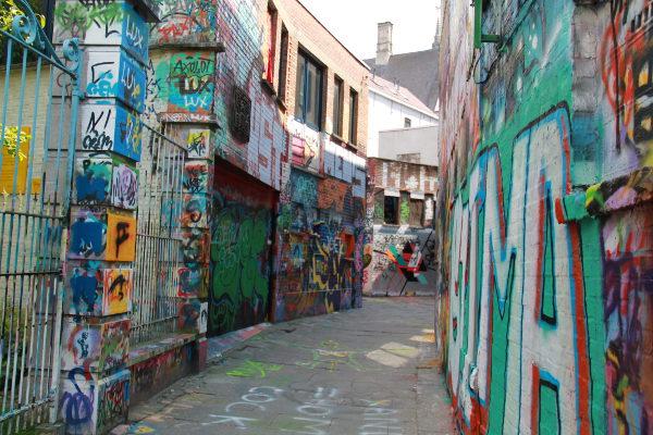 graffitikuja