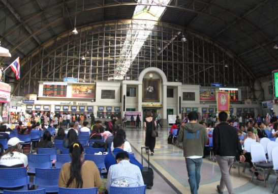 Hualamphongin asema.