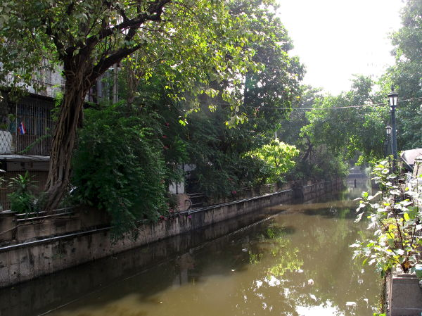 Khlong Chinatownissa.
