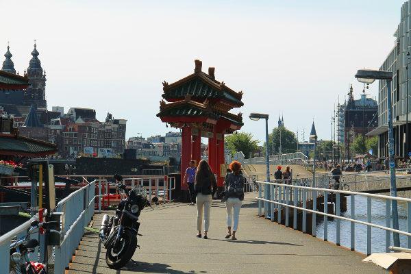 kiinalainen portti