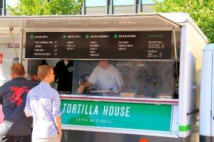 Tortilla Housen Tortilla Truck.