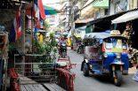 kuja, tuktuk ja mopo