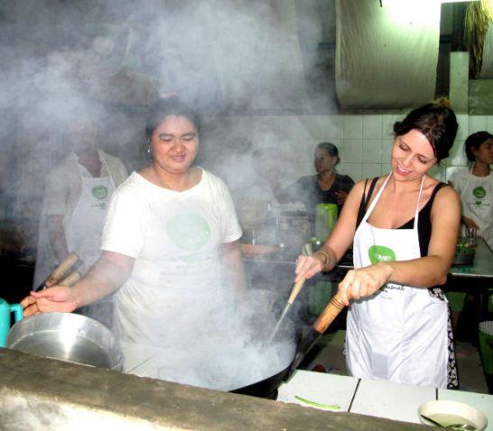 Time for Limen kokkauskurssi opetti sittenkin uutta thairuoasta vaikka kuvittelin tietämykseni olevan jo hyvä.