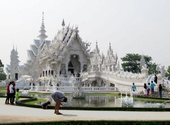 temppeli edestä