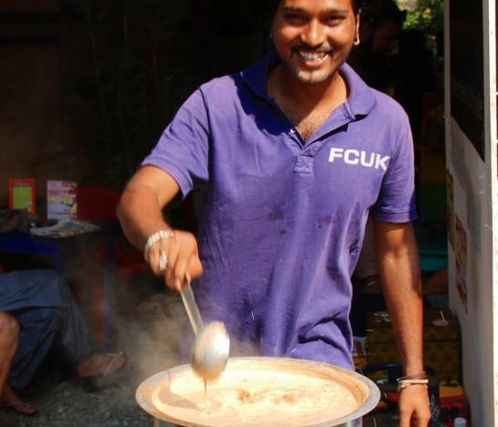Intialaiset eivät ole turhaan chain juojia - kannattaahan vesi keittää ja lisätä siihen hyvää tekeviä mausteita.