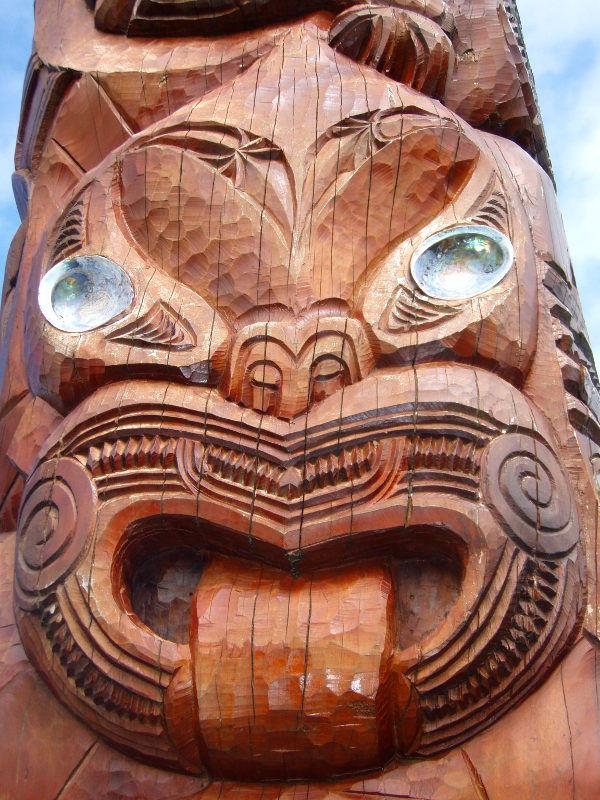 maoriveistos
