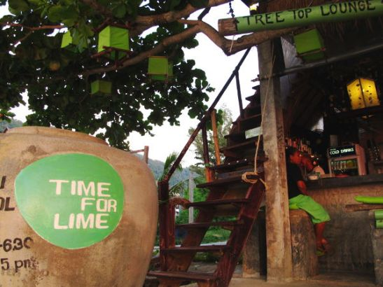 Time for Lime.