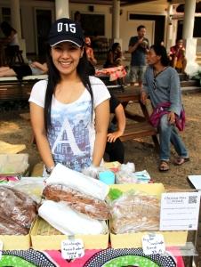 Chiang Mai bread