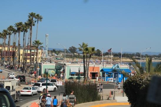 Santa Cruzin ranta.