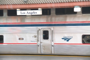 amtrak los angeles