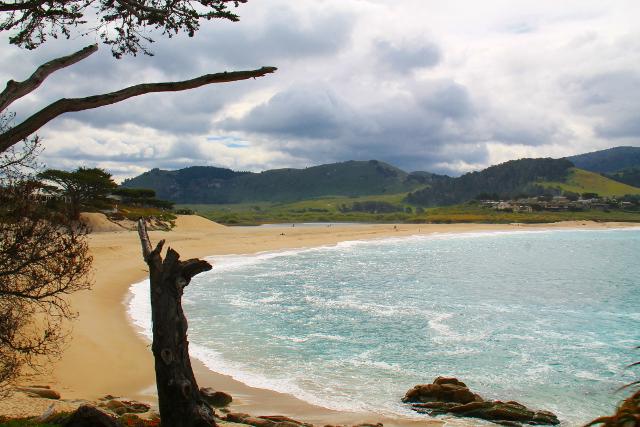 Carmelin kolmas ranta.
