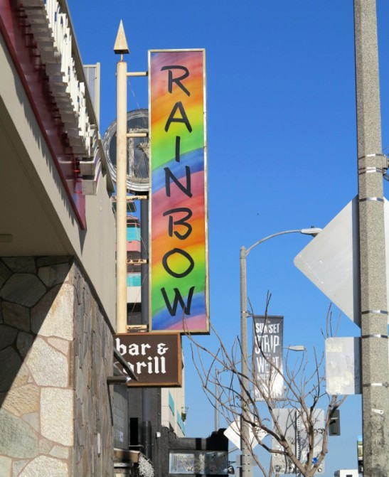 Rainbow Bar & Grill.