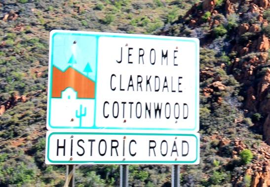 historic road