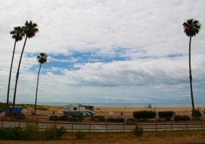 kalifornian rantaa