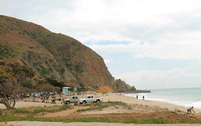 ranta ennen malibua