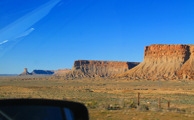 Rapautuvaa kalliota Coloradossa.